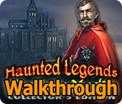 haunted legends: the iron mask collector's edition walkthrough