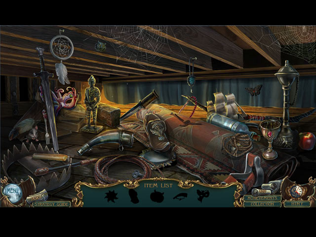 haunted legends: the iron mask collector's edition walkthrough screenshots 1