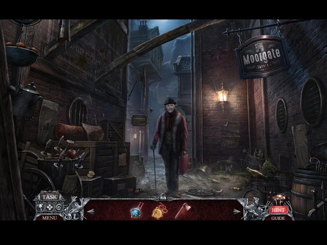 vermillion watch: moorgate accord collector's edition walkthrough