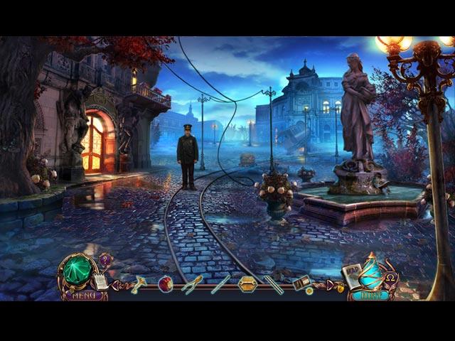 haunted train: clashing worlds screenshots 1