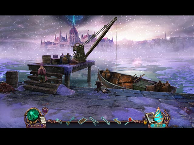 haunted train: clashing worlds screenshots 3