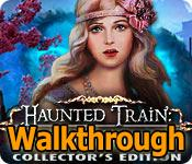 haunted train: clashing worlds collector's edition walkthrough