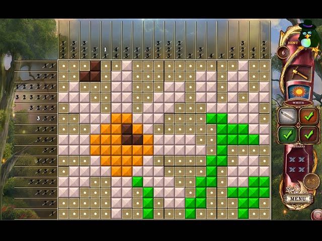 fantasy mosaics 14: fourth color screenshots 1