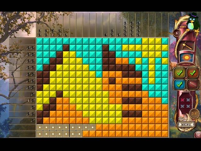 fantasy mosaics 14: fourth color screenshots 2