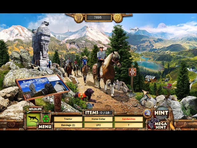 vacation adventures: park ranger 4 screenshots 1