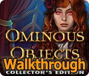 ominous objects: lumina camera walkthrough