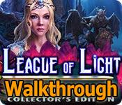 league of light: the gatherer collector's edition walkthrough