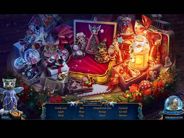 christmas stories: the gift of the magi collector's edition screenshots 2
