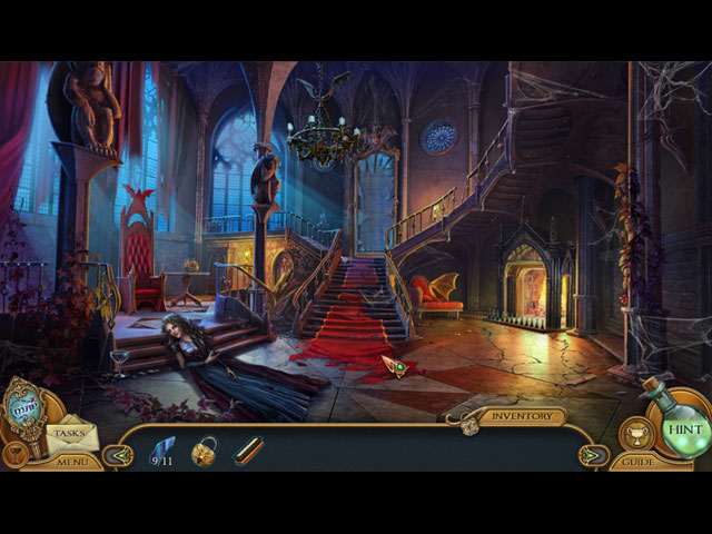 stranded dreamscapes: the doppelganger collector's edition screenshots 1