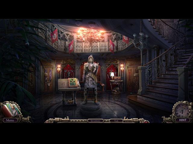 mystery trackers: train to hellswich walkthrough screenshots 1