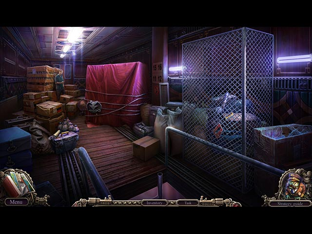 mystery trackers: train to hellswich collector's edition walkthrough screenshots 2