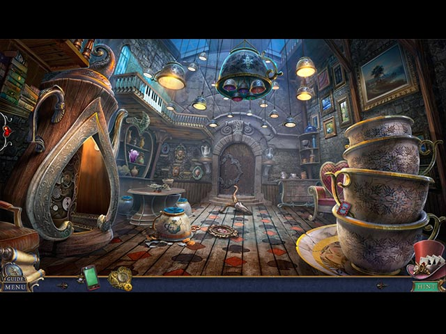 bridge to another world: alice in shadowland collector's edition screenshots 1