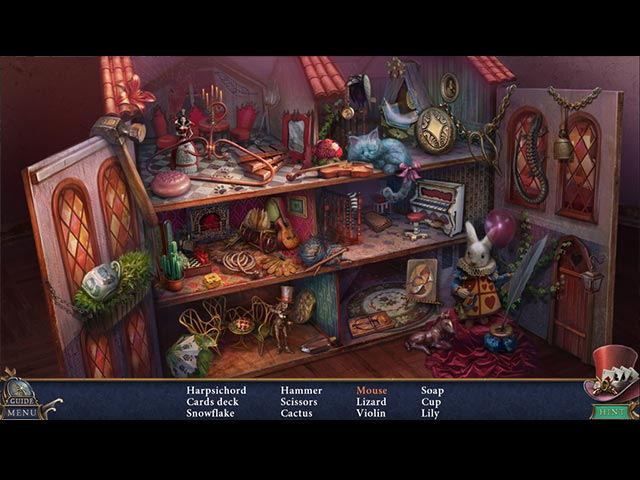 bridge to another world: alice in shadowland collector's edition screenshots 2