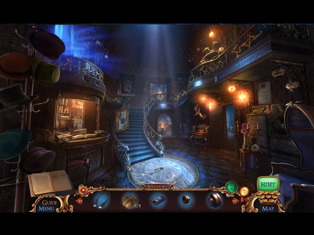 mystery case files: broken hour collector's edition screenshots 2