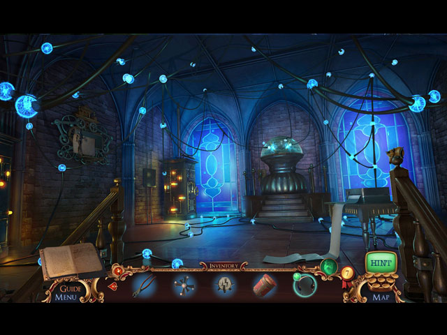 mystery case files: broken hour collector's edition screenshots 3