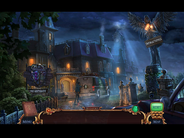 mystery case files: broken hour walkthrough screenshots 1