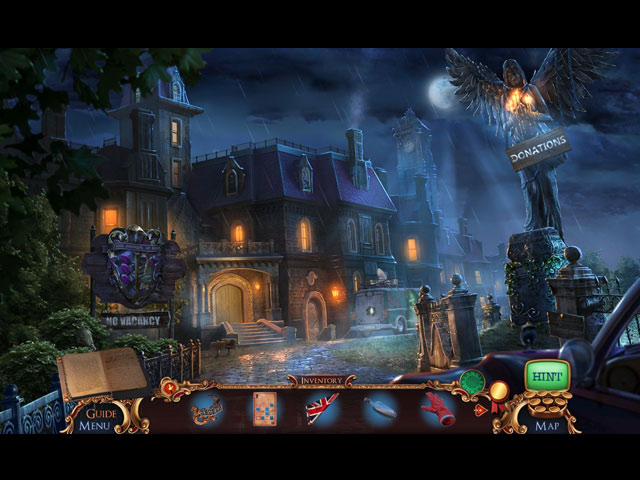 mystery case files: broken hour collector's edition walkthrough screenshots 1