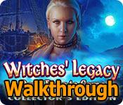 witches legacy: dark days to come walkthrough