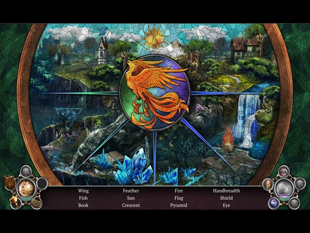 shrouded tales: the shadow menace collector's edition screenshots 2