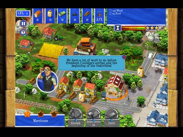monument builders: rushmore screenshots 3