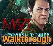 maze: the broken tower collector's edition walkthrough