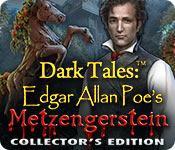 dark tales: edgar allan poes metzengerstein collector's edition
