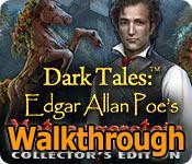 dark tales: edgar allan poes metzengerstein collector's edition walkthrough