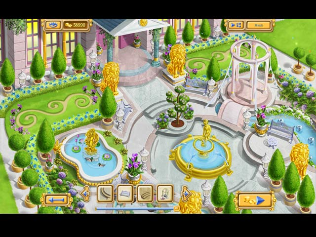 chateau garden screenshots 2