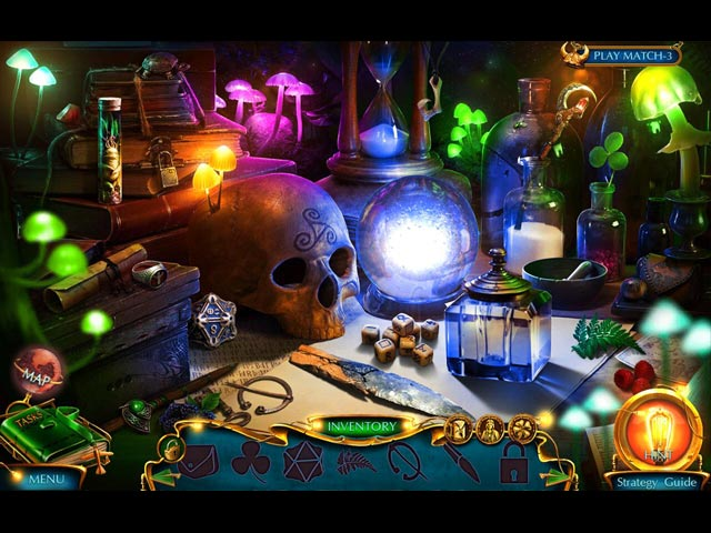 labyrinths of the world: stonehenge legend collector's edition screenshots 2