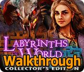 labyrinths of the world: stonehenge legend collector's edition walkthrough