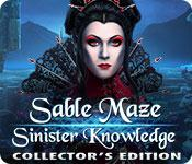 sable maze: sinister knowledge