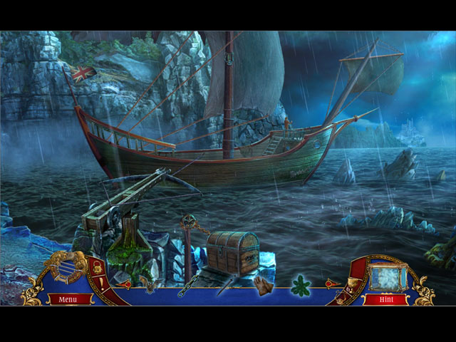 myths of the world: island of forgotten evil collector's edition screenshots 1