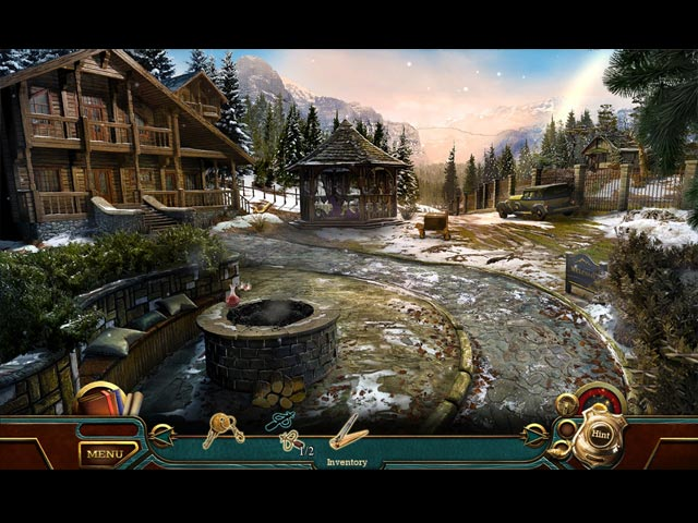 dead reckoning: snowbird's creek collector's edition screenshots 5