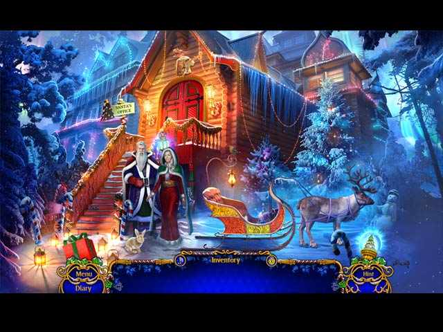 yuletide legends: the brothers claus walkthrough screenshots 1