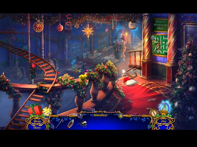 yuletide legends: the brothers claus walkthrough screenshots 2