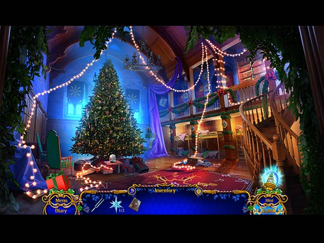yuletide legends: the brothers claus collector's edition walkthrough screenshots 1