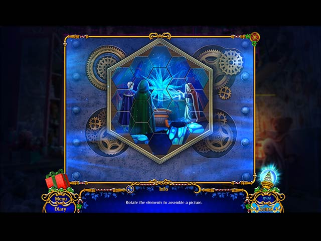 yuletide legends: the brothers claus collector's edition walkthrough screenshots 3