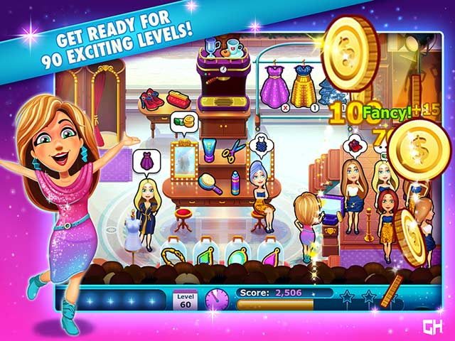 fabulous: angela's fashion fever collector's edition screenshots 1
