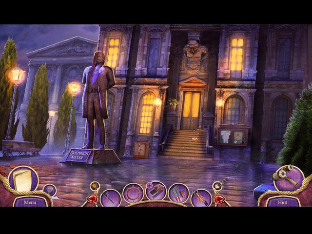 danse macabre: ominous obsession screenshots 1
