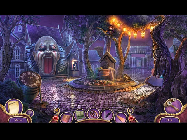 danse macabre: ominous obsession collector's edition screenshots 1