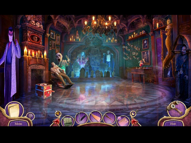 danse macabre: ominous obsession walkthrough