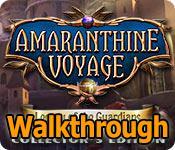amaranthine voyage: legacy of the guardians walkthrough