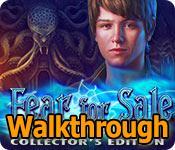 fear for sale: the dusk wanderer walkthrough