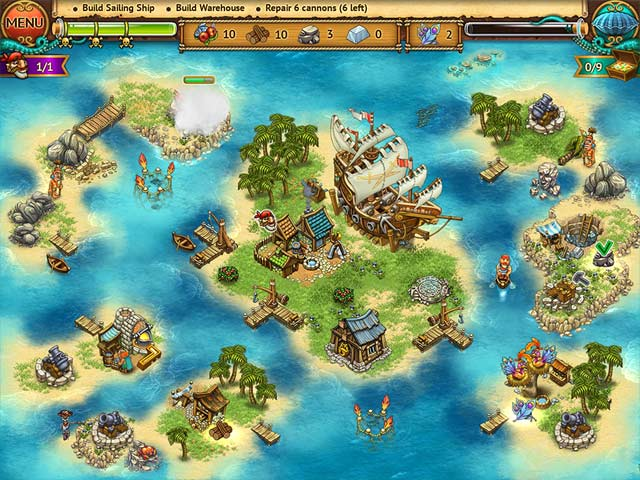 pirate chronicles screenshots 1