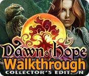 dawn of hope: skyline adventure collector's edition walkthrough