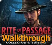 Rite Of Passage: Deck Of Fates Walkthrough