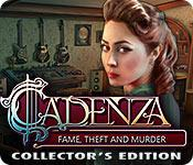 cadenza: fame, theft and murder