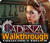 cadenza: fame, theft and murder collector's edition walkthrough