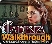 cadenza: fame, theft and murder collector's edition walkthrough