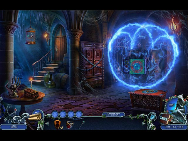 dark romance: curse of bluebeard collector's edition screenshots 1